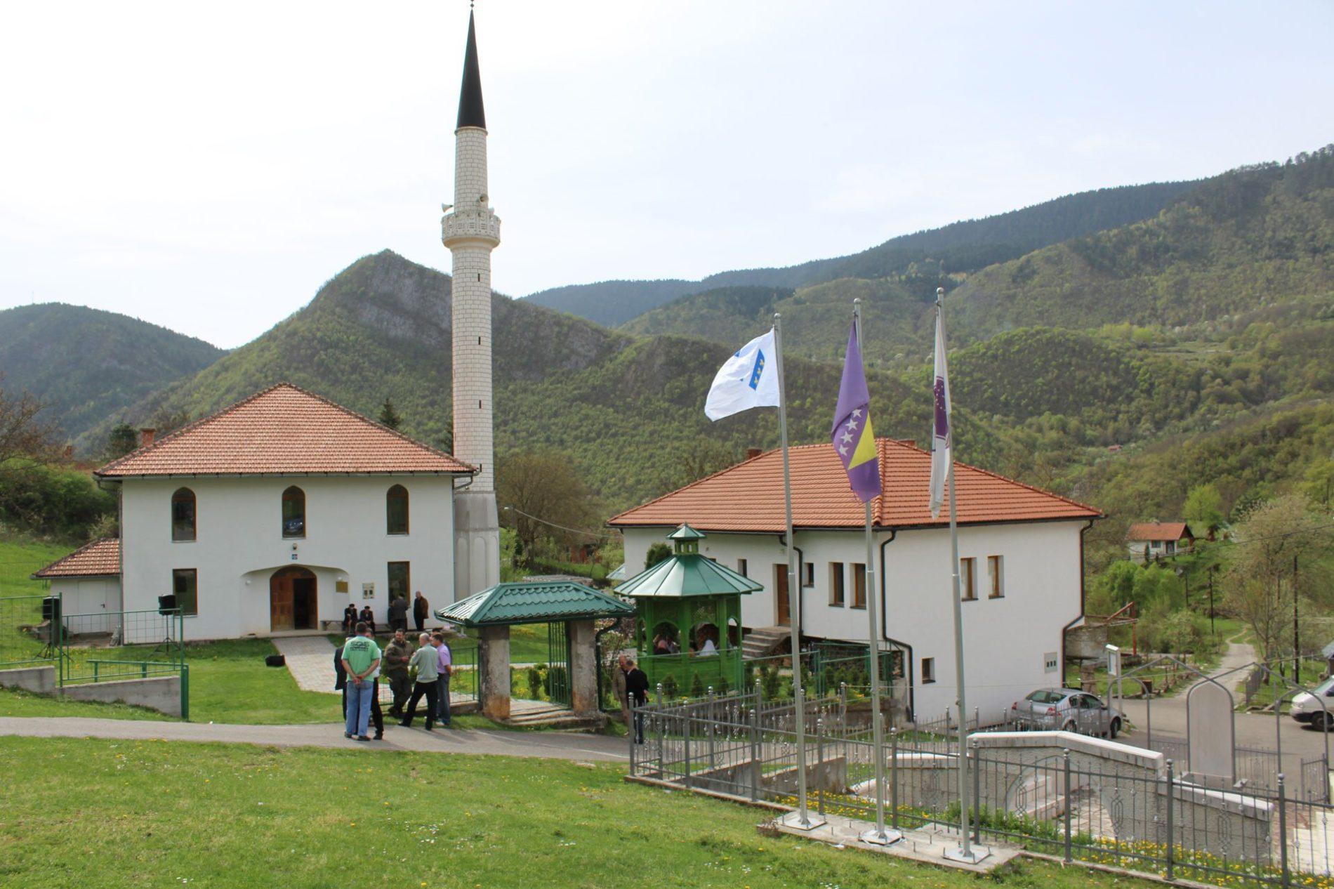 U Žepi položen kamen-temeljac za Memorijalni centar za 457 poginulih civila i branilaca