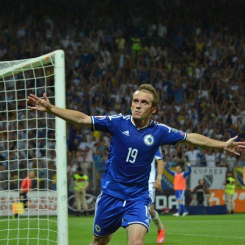 Sevilla daje četiri miliona eura za Višću!