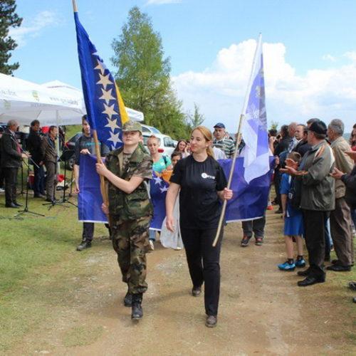 Goražde se sjeća komandanta Zaima Imamovića