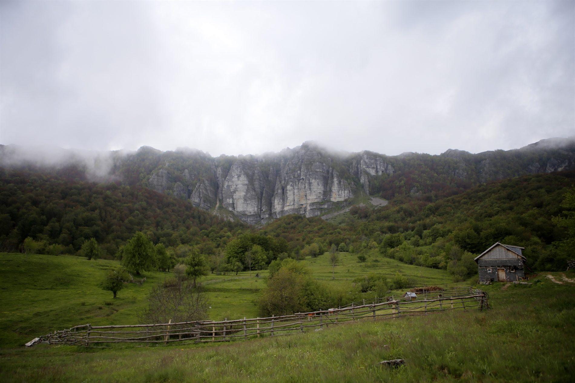 Porodica Vuk: Život na više od hiljadu metara nadmorske visine