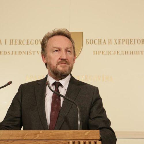 Izetbegović za HRT: Među Bošnjacima nećete naći sagovornike za etničke regije u BiH