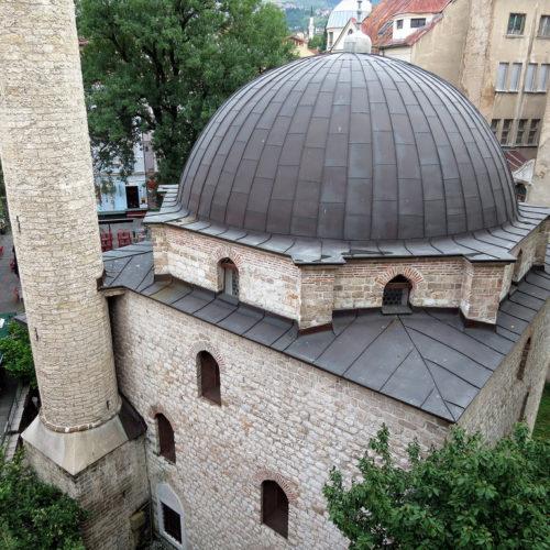 Ferhadija džamija – Sarajevo