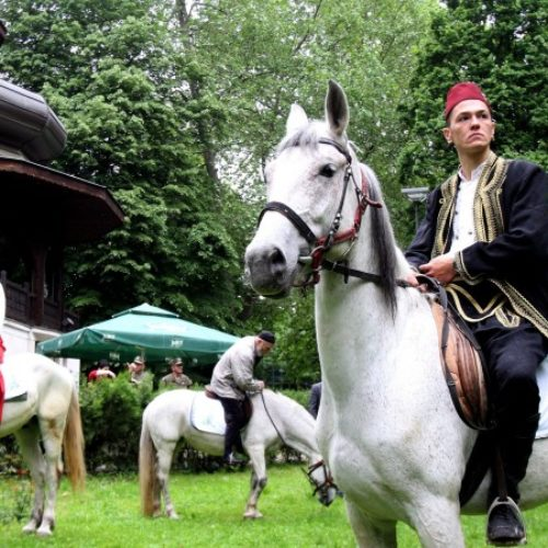 Konjanici iz Sarajeva krenuli u pohod na Ajvatovicu (FOTO)