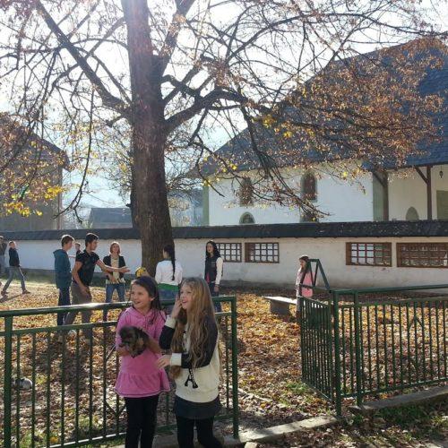 U Novoj Kasabi sa bošnjačkim učenicima