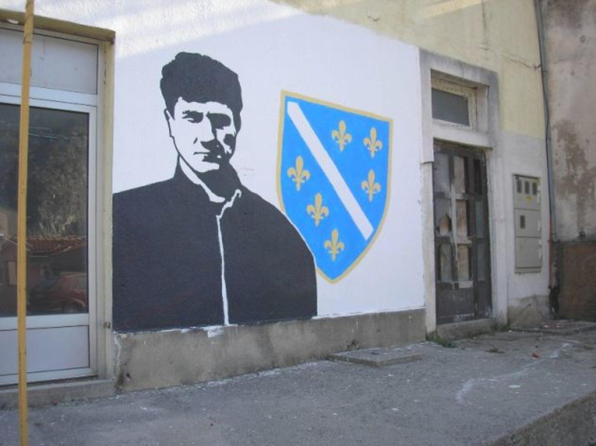 Obilježavanje 23. godišnjice deblokade Mostara, oslobađanja Bijelog polja i pogibije narodnog heroja Mithada Hujdura Hujke