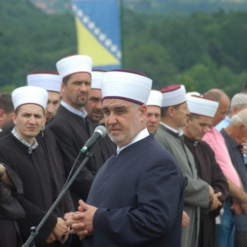 Reis Kavazović: Neki su bili u Beogradu gdje se začelo zlo, a trebali su biti u Prijedoru