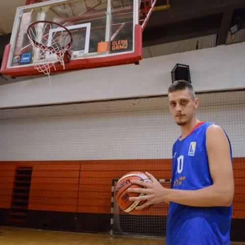 Kenan Karahodžić, novi košarkaški Zmaj: Evropa će od nas strahovati