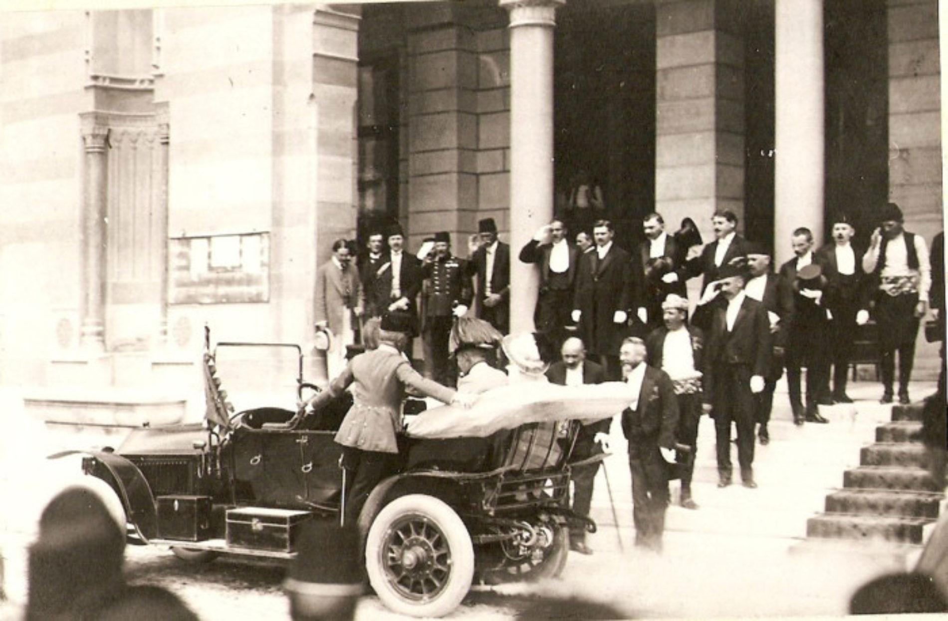 Atentat – 28. juni 1914.