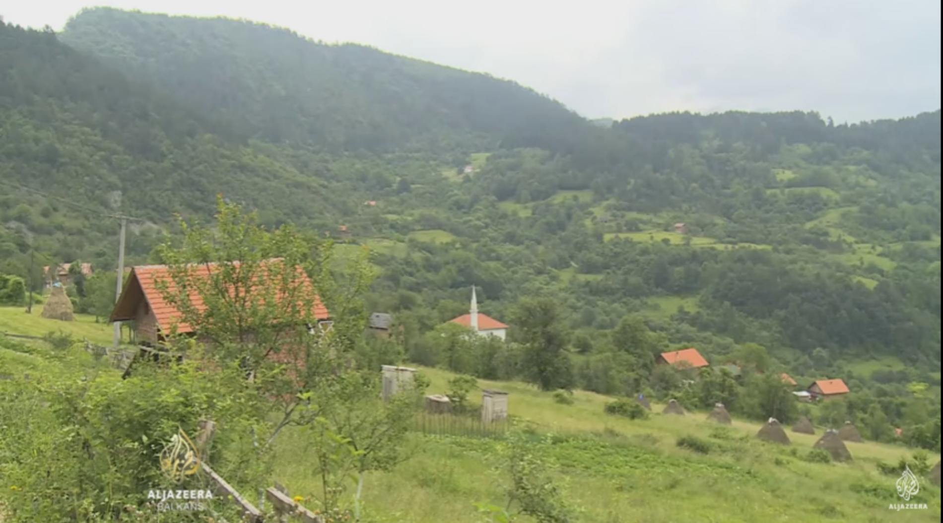 Život u selu Luka kod Srebrenice