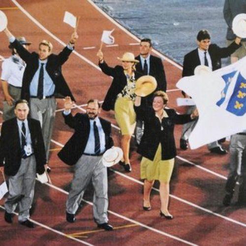 Saračević: Kada sam nosio zastavu na otvorenju igara u Barceloni bio sam najsretniji čovjek na svijetu