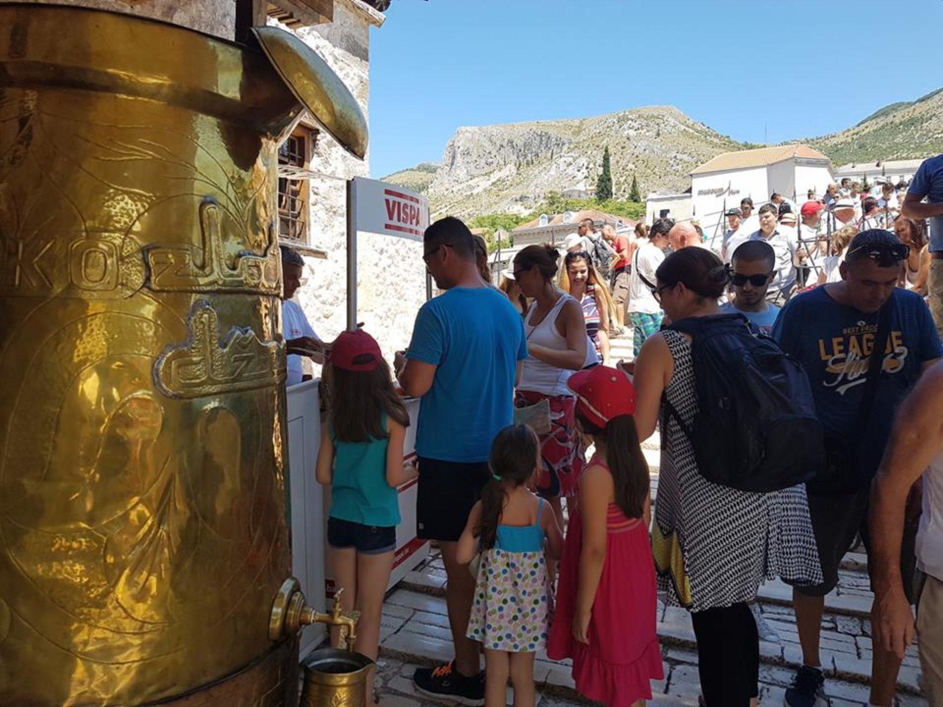 U Mostaru obilježeno 12 godina Vispakove najveće džezve na svijetu