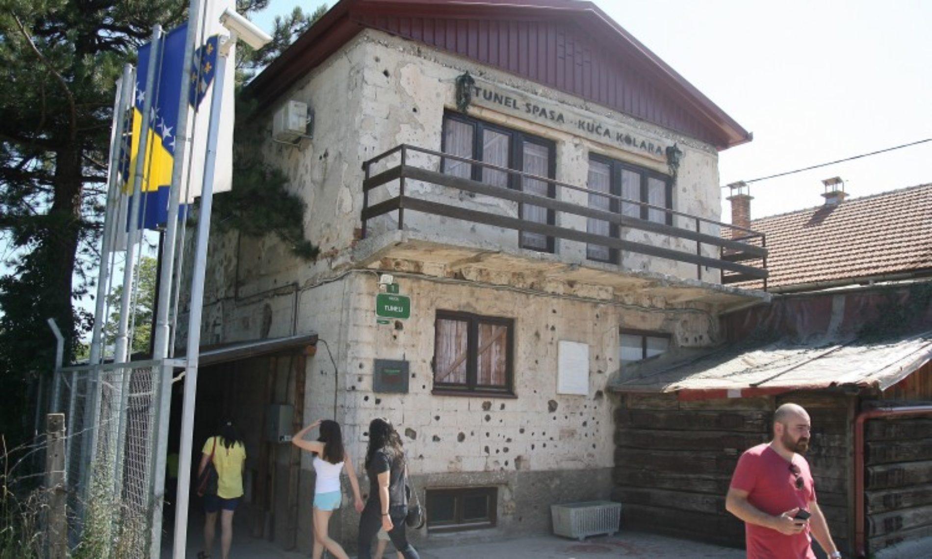 Obilježena 23. godišnjica Sarajevskog tunela spasa