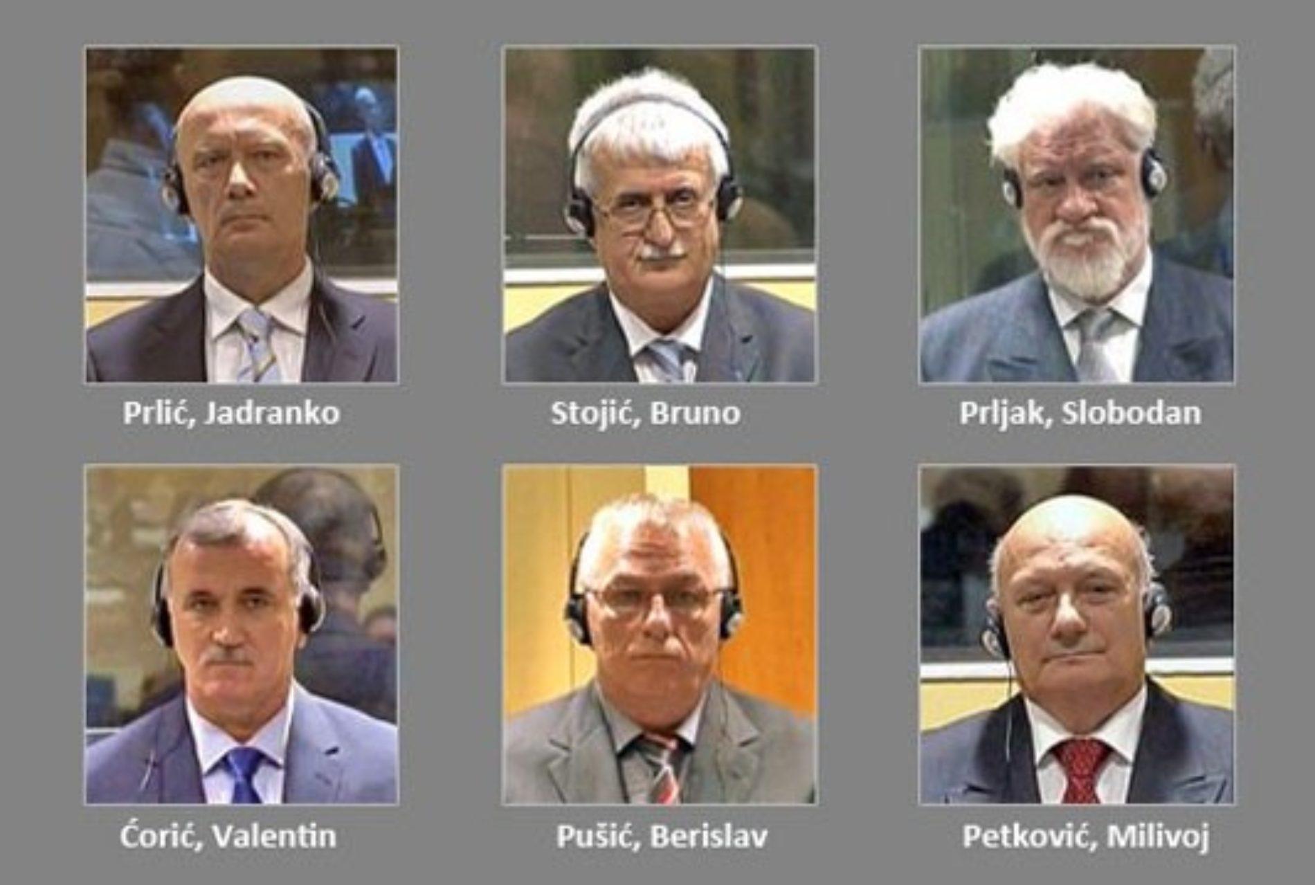 Prlić i ostali: Odbijen zahtjev Hrvatske da dokaže nevinost