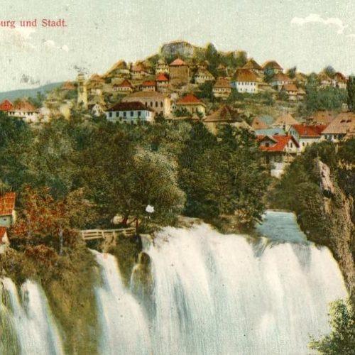 Opis grada Jajca i njegove okoline iz 1886. godine