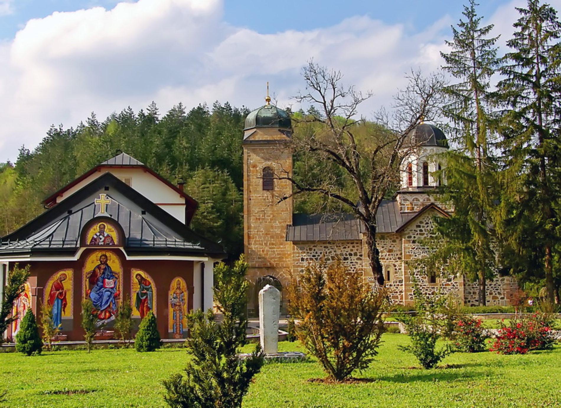 Kratak izvještaj o ispitivanju starina crkava manastira Ozrena, Tamne, Papraće i Lomnice