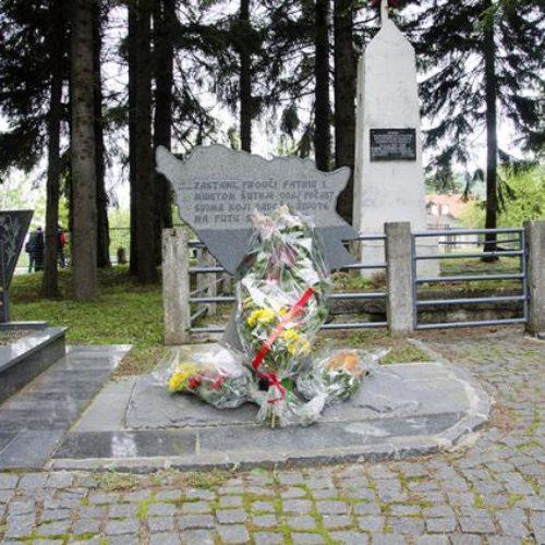 Godišnjica pogibije Čedomira Domuza i Smaje Some – heroja odbrane Igmana (Video)