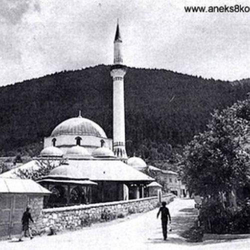 Sinan-begova džamija, Čajniče