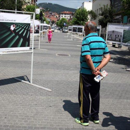 """U Novom Pazaru održana manifestacija """"Dani sjećanja na genocid u Srebrenici"""""""