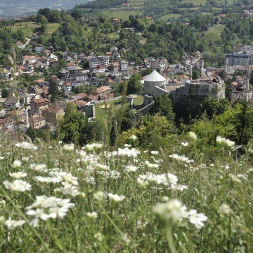 Vezirski grad: Travnik