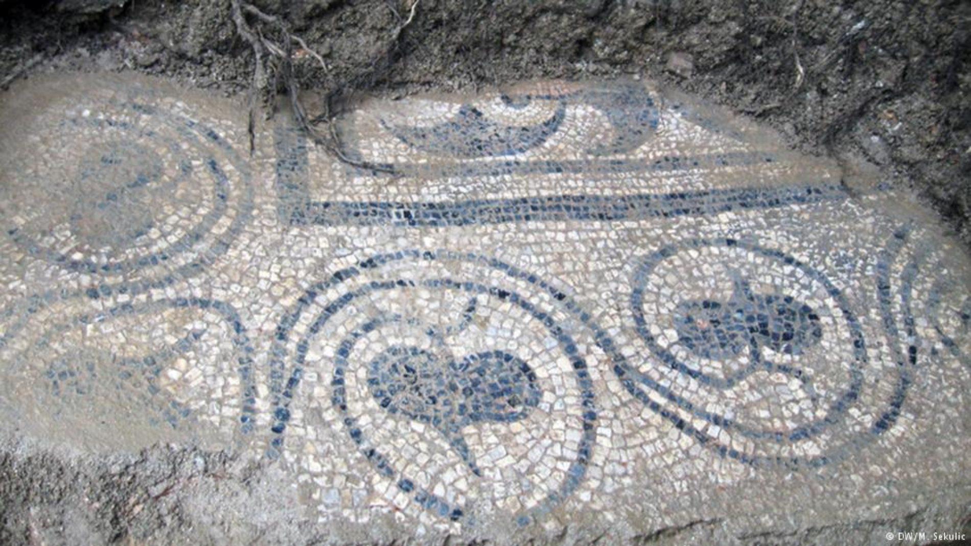 Arheološko nalazište kod Srebrenice: Rimski municipium na obali Drine