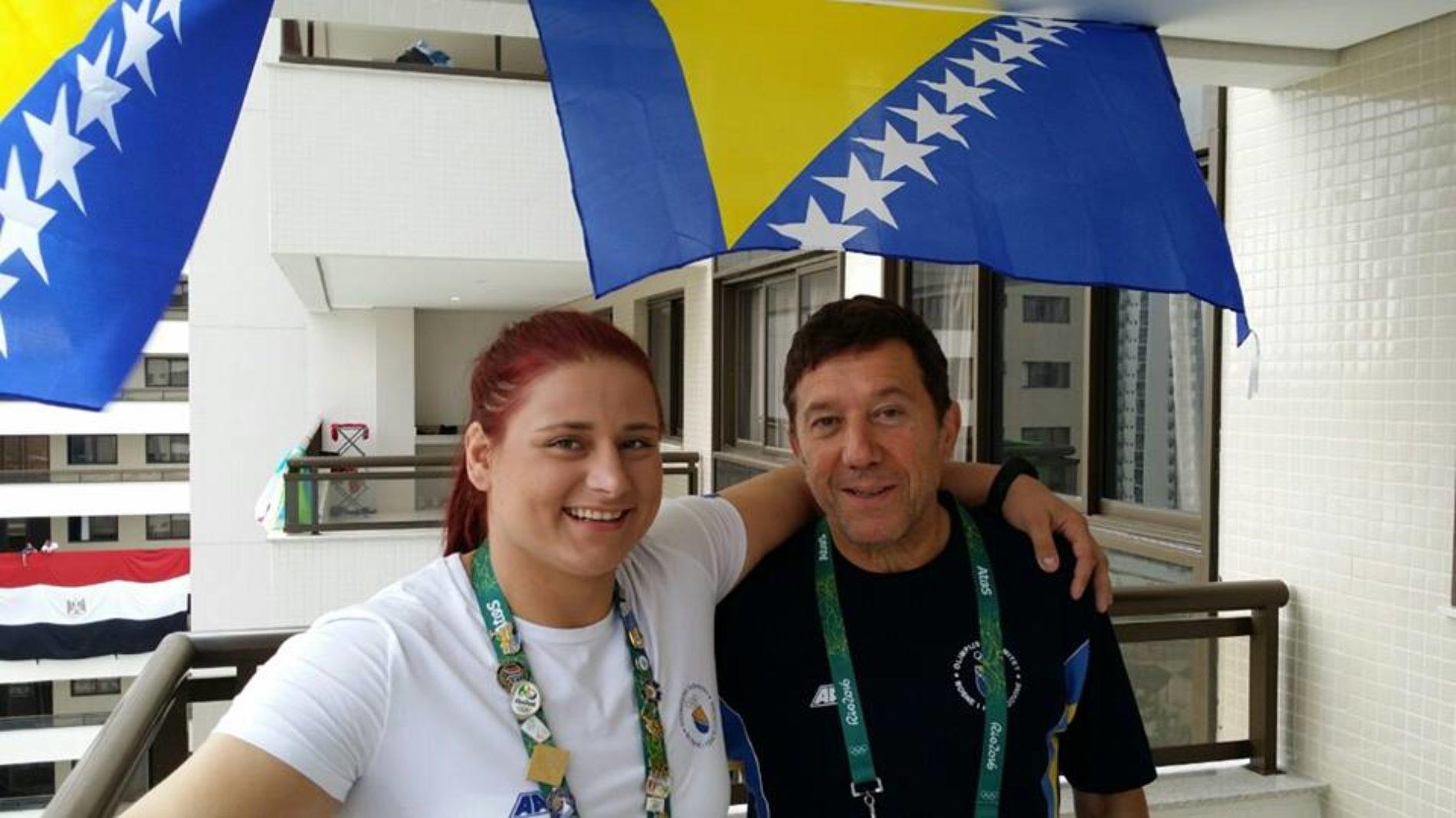 RIO: Sutra nastupaju Amel Tuka, Larisa Cerić i Mihajlo Čeprkalo