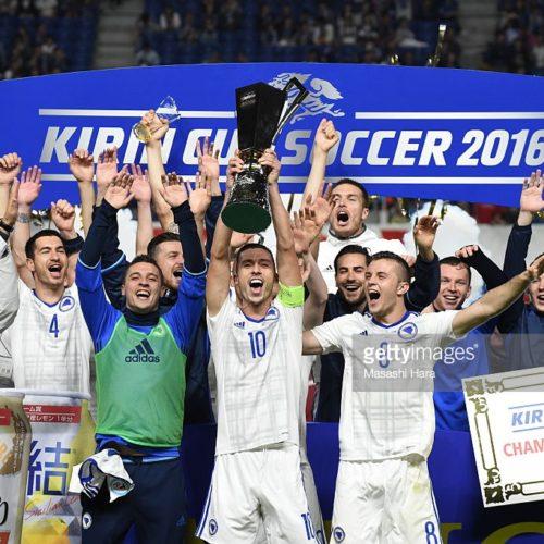Put ka Mundijalu u Rusiji: Baždarević objavio spisak igrača za utakmicu sa Estonijom