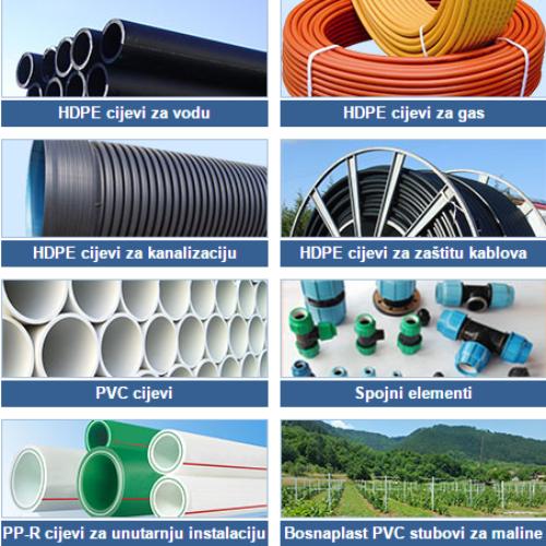 Bosnaplast na evropskom tržištu poznat kao dobar proizvođač i dobavljač