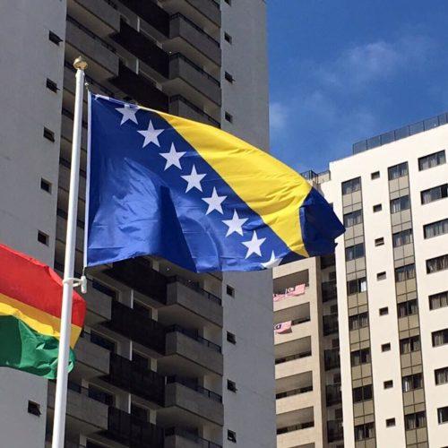 Olimpijske igre: Zastava Bosne i Hercegovine zavihorila se u Rio de Janeiru