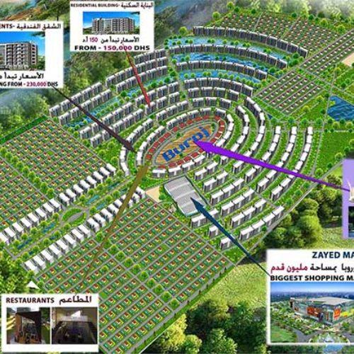 'EVROPSKI DUBAI' nadomak Sarajeva – Izgradnja turističkog grada Buroj Ozone počinje u septembru