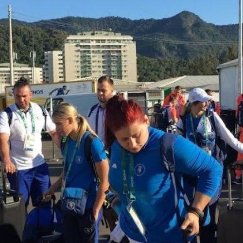 Bosanskohercegovački olimpijci doputovali u Rio de Janeiro