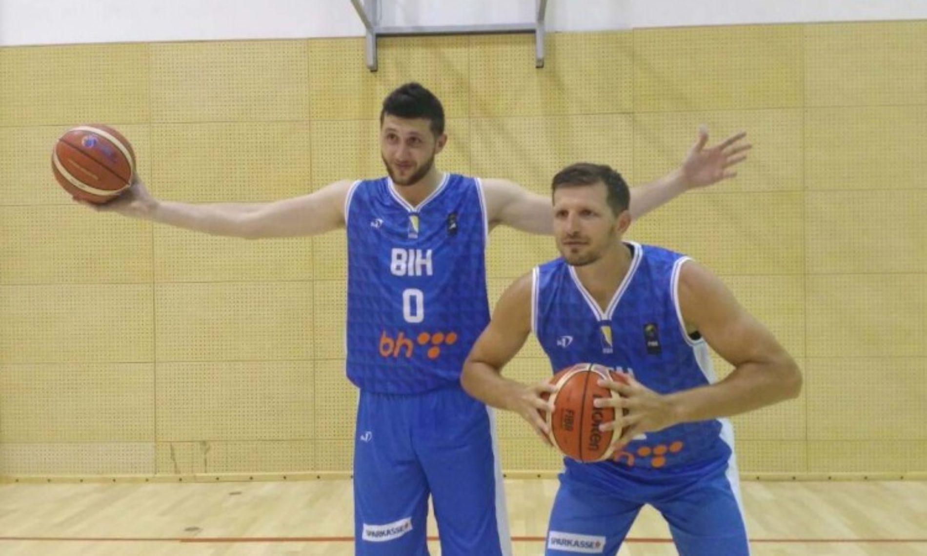 Nurkić i Teletović zadovoljni dosadašnjim tokom priprema reprezentacije