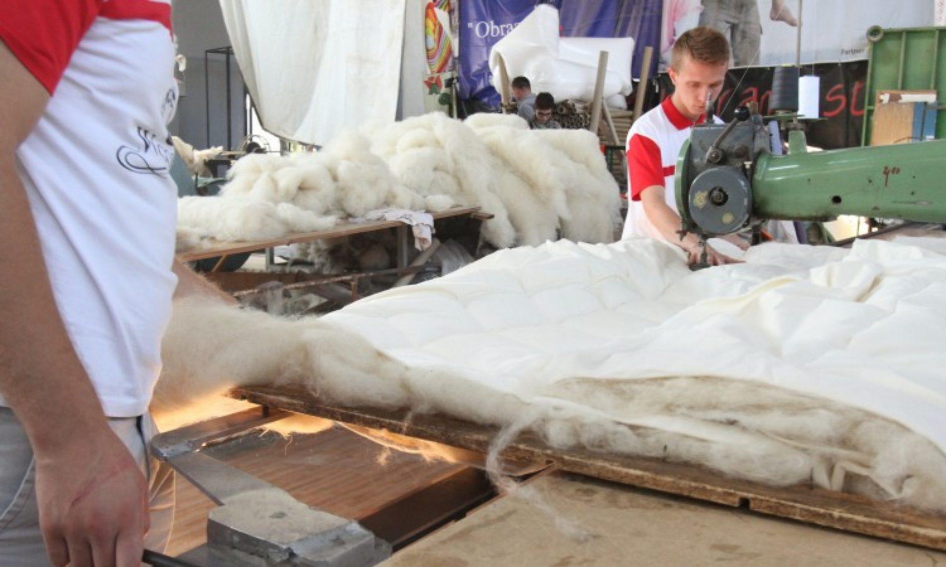 U Bosni i Hercegovini od septembra počinje proizvodnja izolacije od ovčije vune
