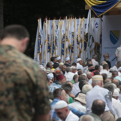 Na Velikom polju na Igmanu odata počast šehidima i poginulim borcima (Foto)