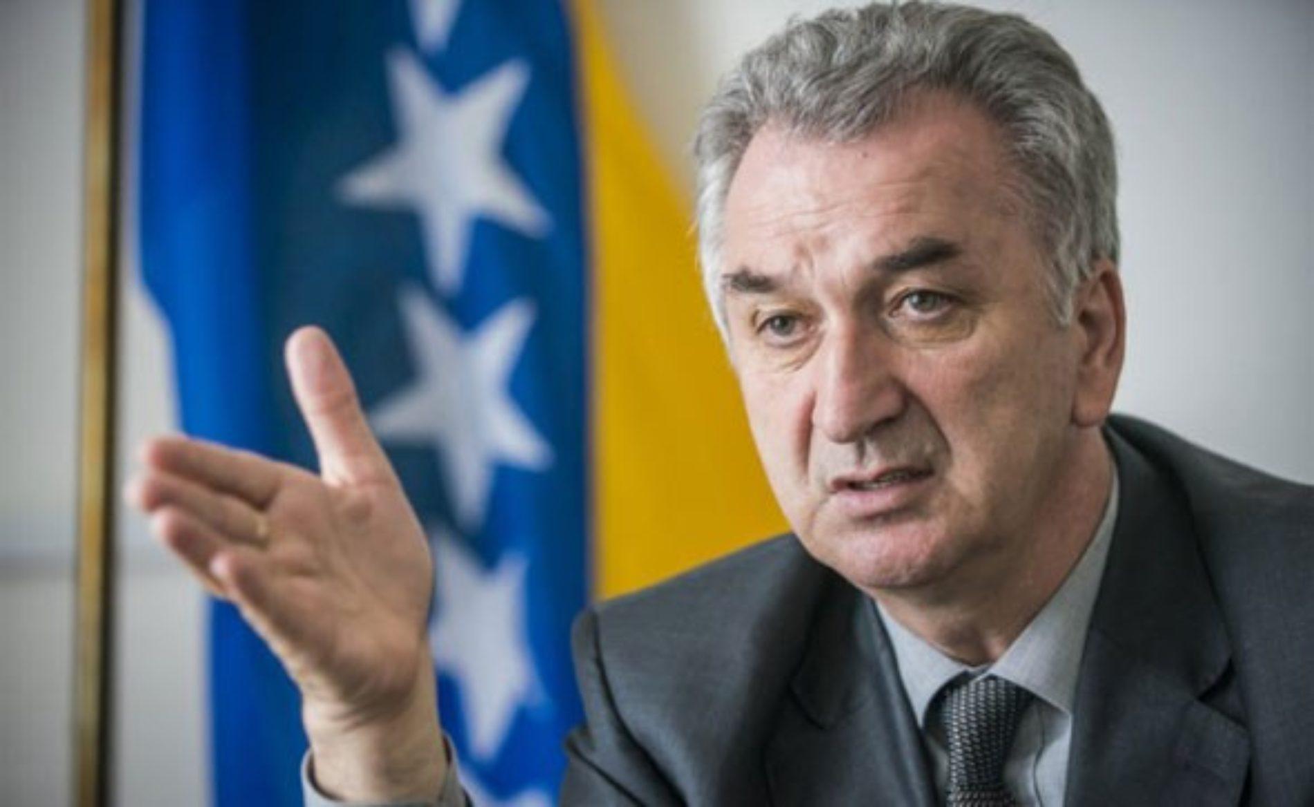Šarović: Ne interesuje me sastanak u Beogradu