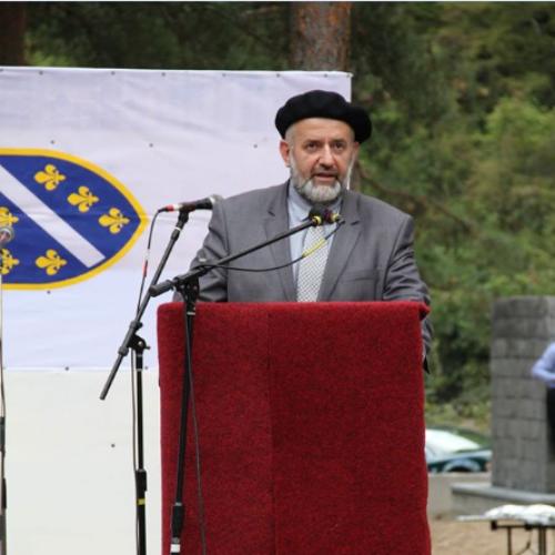 """Nezim Halilović o političarima: Iskreno mole Allaha za još koji mandat, navodno """"za dobrobit naroda i Domovine"""""""