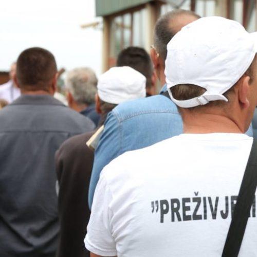 Obilježena 24. godišnjica zatvaranja logora Omarska: Da buduće generacije znaju šta se desilo