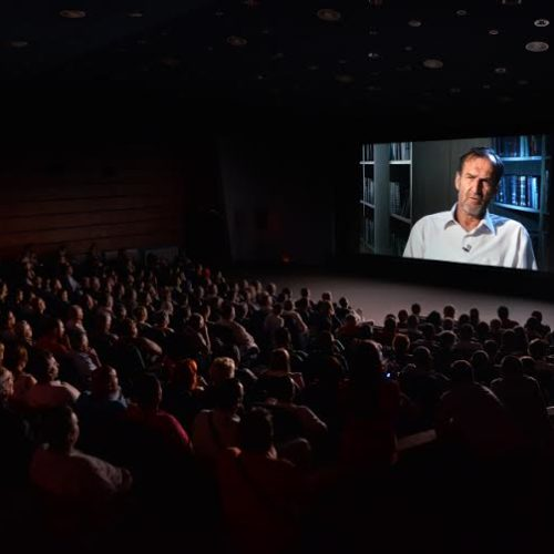 """U KINO SALI OPĆINE NOVI GRAD PREMIJERNO PRIKAZAN FILM """"DOBRINJA, OPSADA U OPSADI"""""""