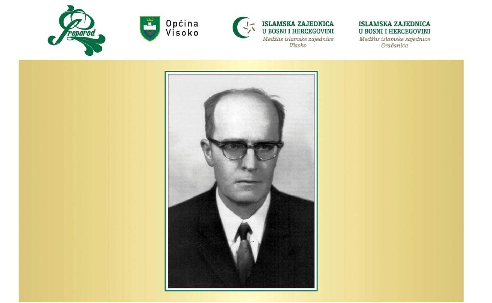 Obilježeno 100 godina od rođenja dr. Hazima Šabanovića
