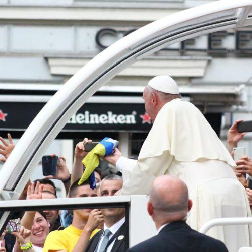 Nakon posjete Sarajevu: Papa se zahvalio na toploj dobrodošlici