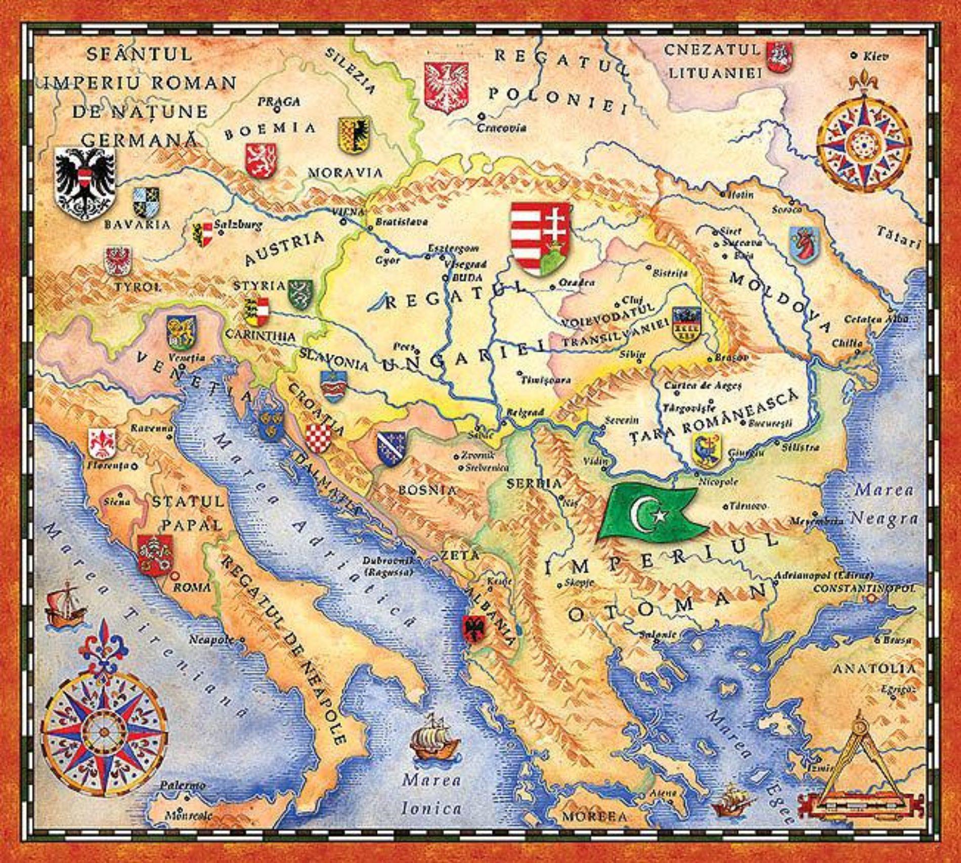 Iz srednjovjekovne bosanske i balkanske historije…