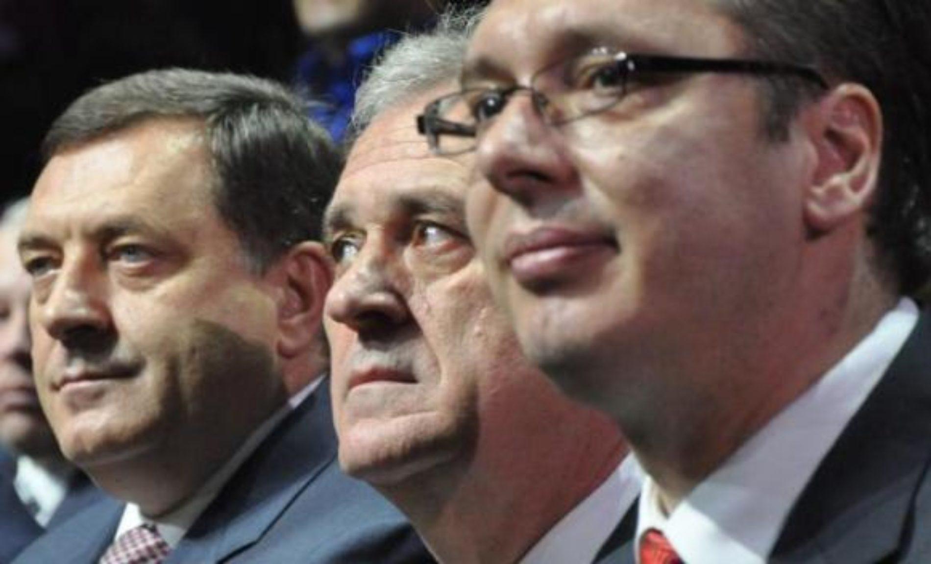 Srbijanski vrh prikuplja bezbjedonosne informacije o Bosni. Analitičari podsjećaju na kninsko-beogradsko inaćenje i sudbinu 'RSK'
