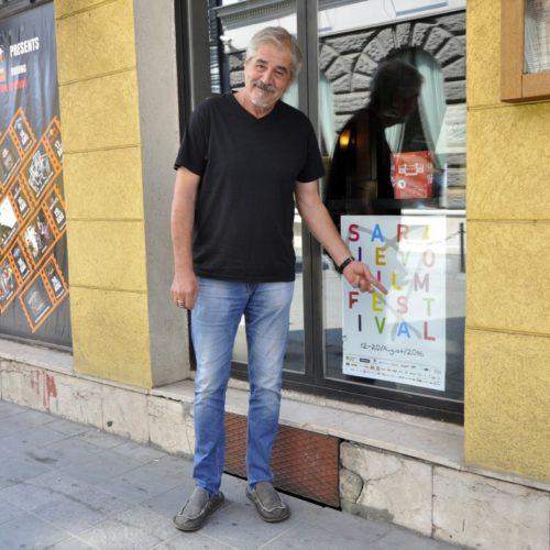 Đelo Hadžiselimović: Oduvijek sam volio Sarajevo