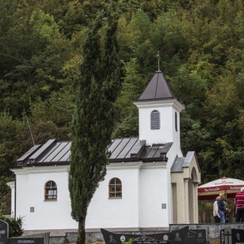 JABLANICA: Svečano otvorena novoizgrađena pravoslavna crkva – Prva u historiji Jablanice