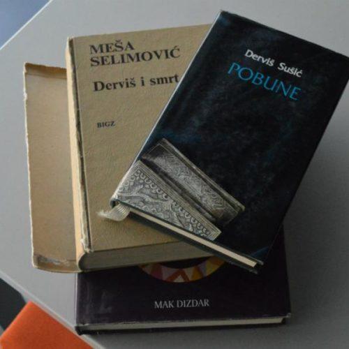 Pola vijeka tri velika djela – Prije 50 godina objavljene knjige 'Kameni spavač', 'Derviš i smrt' i 'Pobune'