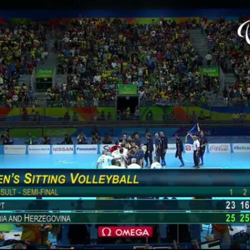 Paraolimpijske igre u Rio de Janeiru: Reprezentacija Bosne i Hercegovine izborila finale