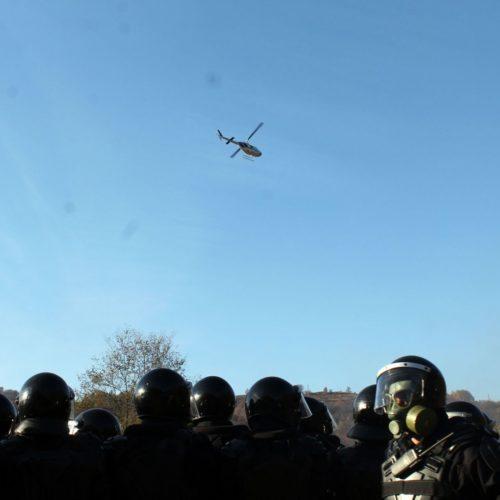 'Brzi odgovor 2016' – Združena vježba federalnih policijskih snaga na aerodromu kod Tuzle