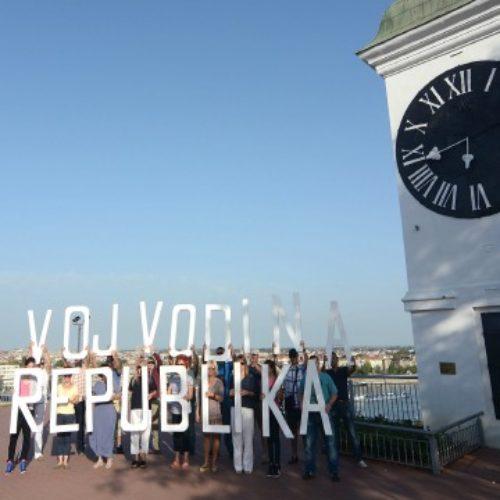 VP: VOJVODINA TREBA DA BUDE REPUBLIKA
