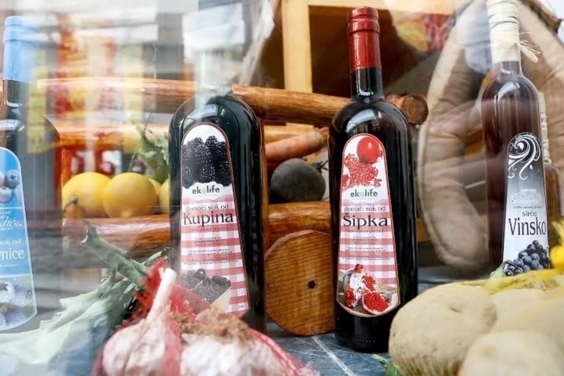 Bosanska tržnica: Domaća, organska, a nije skupa