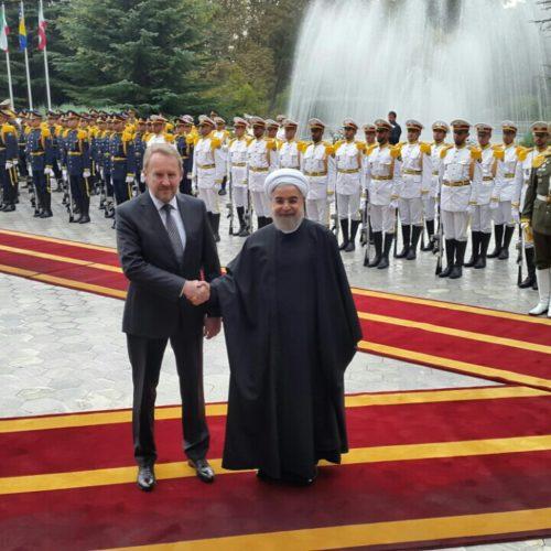 Izetbegović u dvodnevnoj zvaničnoj posjeti Iranu