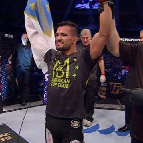 Mirsad Bektić u Manchesteru ostvario novi trijumf u UFC-u pa poručio: Sve ću ih pobijediti!